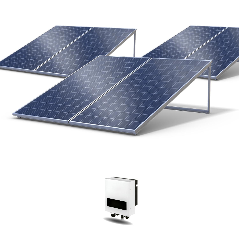 Kit Fotovoltaico - 1100 Watts
